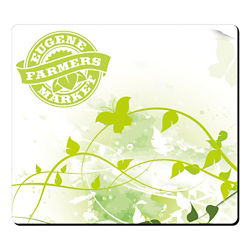Customized Bic® Mouse Pad