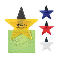 Customized Star Shape Clip