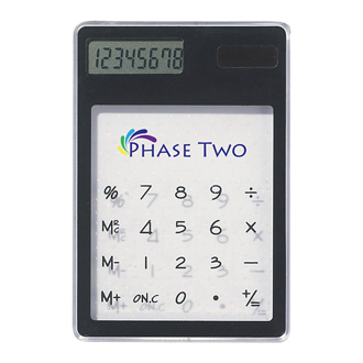 Customized Clear Solar Calculator