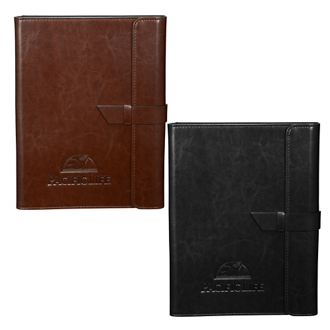 Customized Abruzzo Padfolio