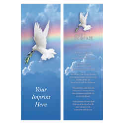 Customized Bookmark - Inspirational