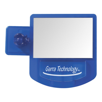 Customized Computer Mirror Memo Holder