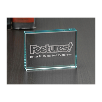 Customized Tavoli Paperweight