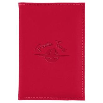 Customized Forum RFID Passport Cover - Plastic