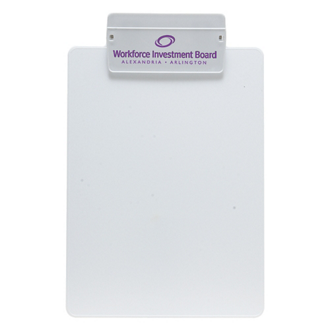 Customized Letter Size Clipboard