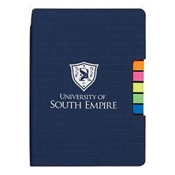 Customized Sticky Flag Journal Notebook