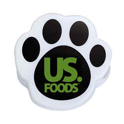Customized Paw Magnetic Memo Clip