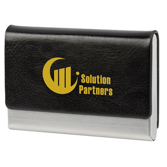 Customized Executive Business Card Holder