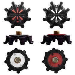 Customized Softspikes®-Pulsar Cleats-Small Metal Thread-1 Kit