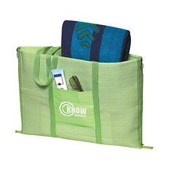 Customized Beach Buddy Mat in Tote Bag