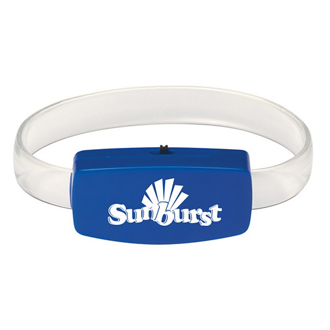 Customized Glow Light Wristband