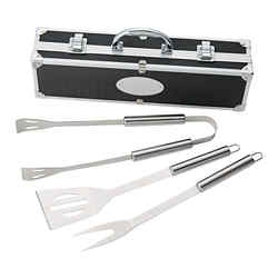 Customized BBQ Set In Aluminum Case