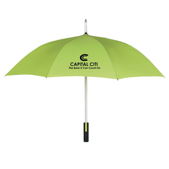 Customized 46 in. Spectrum Automatic Custom Printed Umbrellas