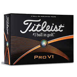 Customized Titleist Pro V1® Golf Ball Std Serv