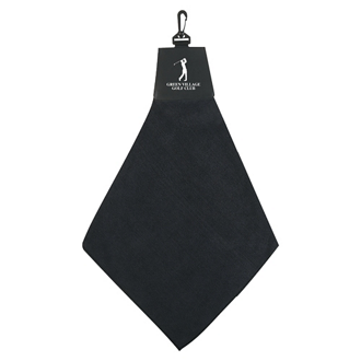 Customized Triangle Fold Golf Towel