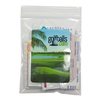 Customized Golf Necessities Kit - Bag