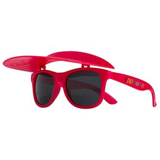 Customized Malibu Sunglasses and Visor - Full Color