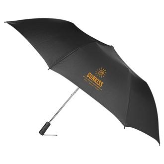 Customized totes® Sunguard Auto Open Golf Folding Umbrella
