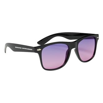Customized Ocean Gradient Malibu Sunglasses