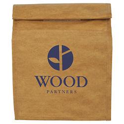 Customized Brown Paper Bag Cooler