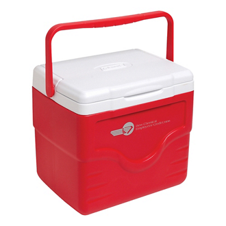 Customized Coleman® 9 Quart Cooler with Handle