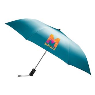 Customized Ombré Auto Open Folding Umbrella