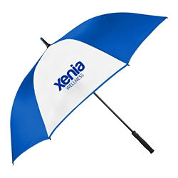 Customized Color Accent Frame Auto Open Umbrella