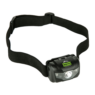 Customized Adjustable Night Run LED Headlamp - 4 Light Modes