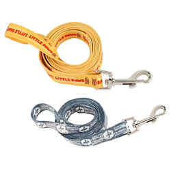 Customized Fine Print' Pet Leash