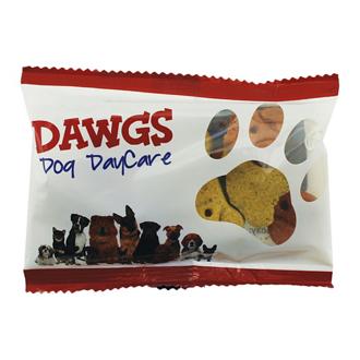 Customized Zagasnacks Snack Pk Bag/Dog Bones-Small/Full Color