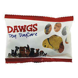 Customized Zagasnacks Snack Pk Bag/Dog Bones-Small/Full Color