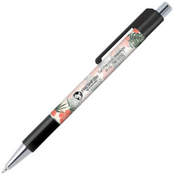 Customized Britebrand™ Colourama Deluxe Pen