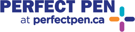 Perfect Pen Canada Logo (Click to Return to Homepage)