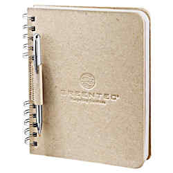 Customized Recycled Cardboard JournalBook®
