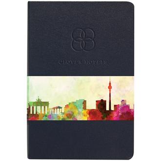 Customized Ambassador Graphic Wrap Bound JournalBook™