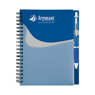 Customized New Wave Pocket Buddy Notebook