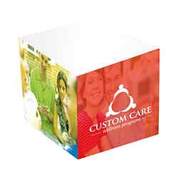Customized BIC® Adhesive Cube 2 3/8