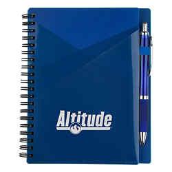 Customized Angled Pocket Notebook Set