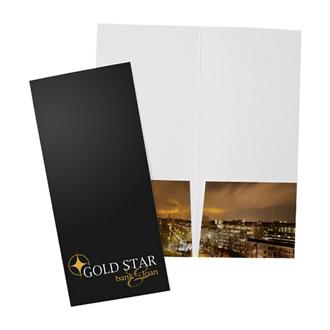 Customized Standard Mini Pocket Folder