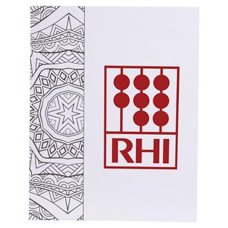 Customized Doodle Note Card Set
