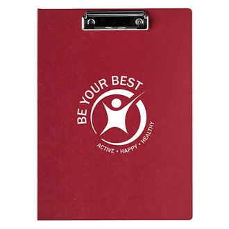 Customized 2-in-1 Emerson Clipboard and Padfolio