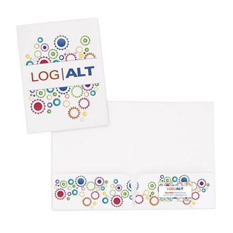 Customized Good Value™ Full Color Paper Folder