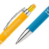Custom Bright Soft Touch Diamond Stylus Pen