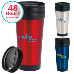 Customized Stainless Deal Tumbler - 16 oz