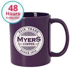 Customized Colorful Budget-Friendly Mug - 11 Oz
