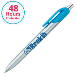 Customized BIC® Silver Honor Pen