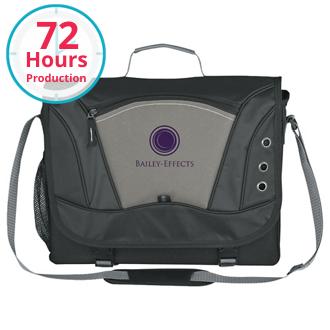 Customized Mega Messenger Bag - Silk Screen