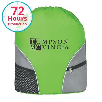 Customized Drawstring Backpack