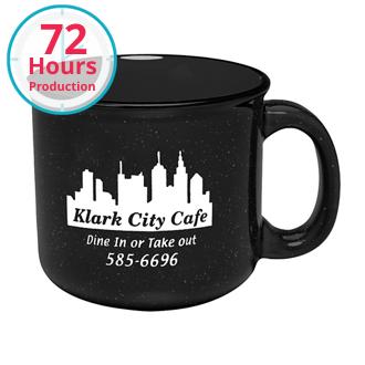 Customized Campfire Mug Colors- 15 oz