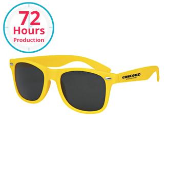 Customized Velvet Touch Malibu Sunglasses